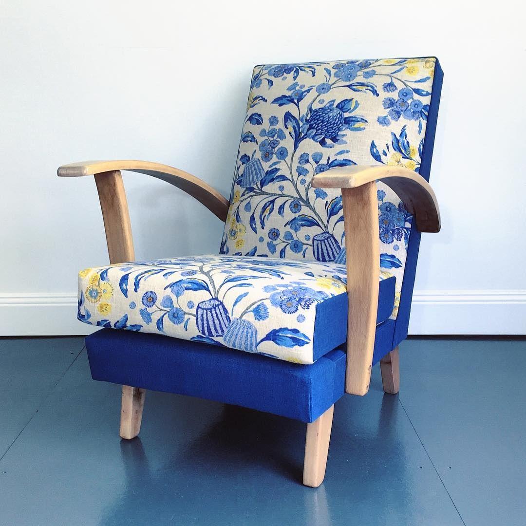 Featuring warwick fabrics hinterland cobalt revival haus
