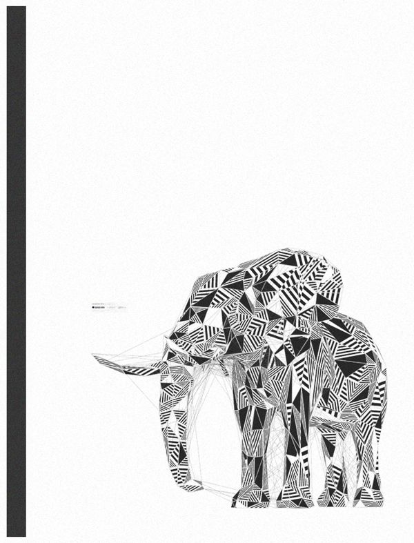 Polymal by Jean-Michel Verbeeck, via Behance
