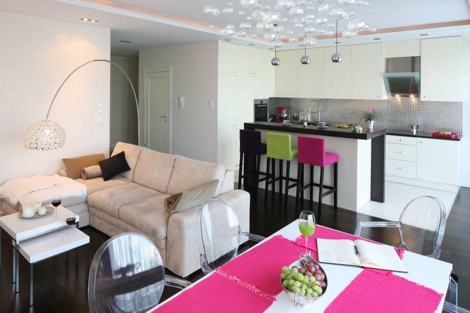 Kuchnia Z Salonem Szukaj W Google Home Decor Kitchen Kitchen Decor Home Decor