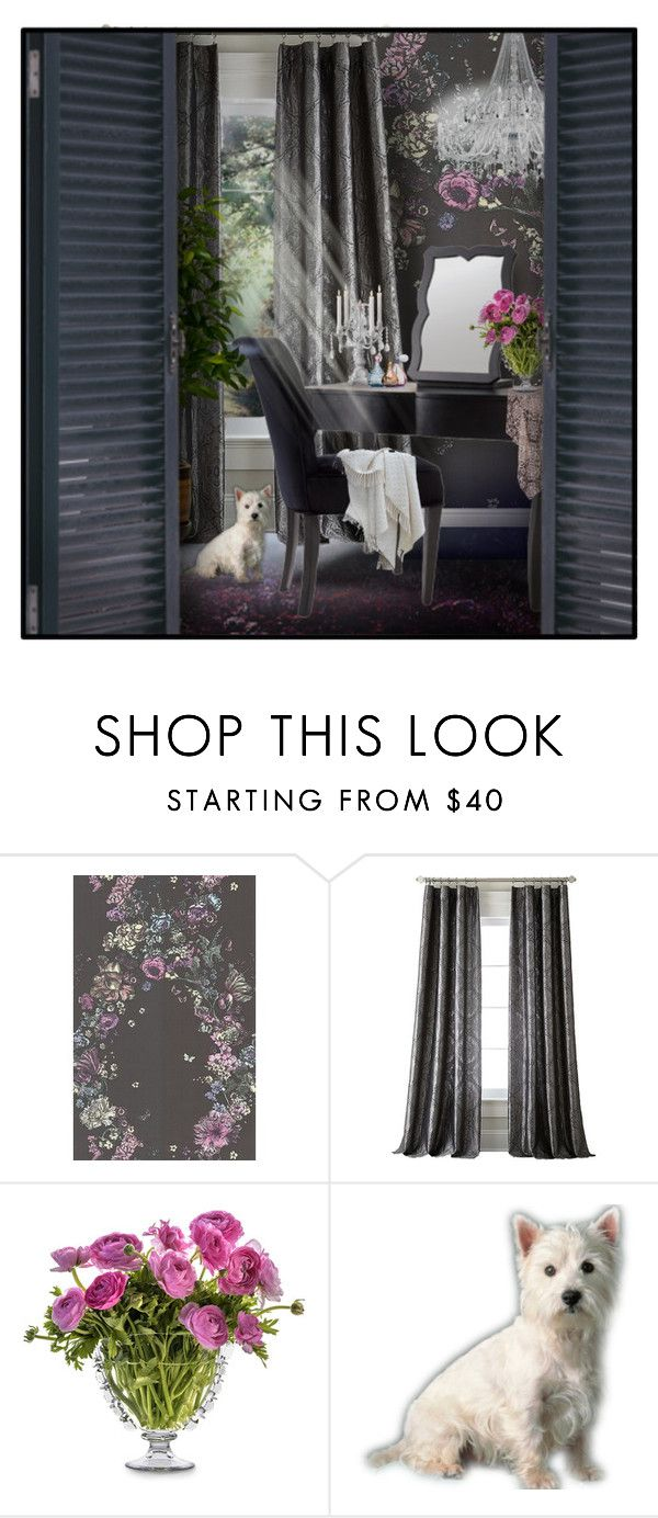 """""""Dressing Table"""" by signaturenails-dstanley ❤ liked on Polyvore featuring interior, interiors, interior design, home, home decor, interior decorating and Juliska"""