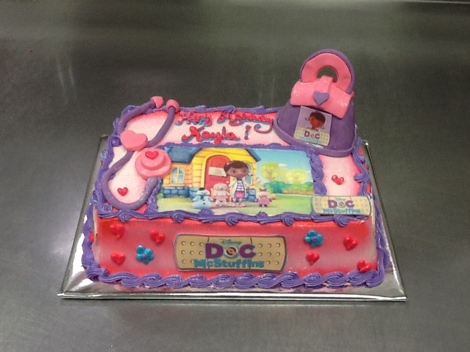 Doc Mcstuffins Cakes Cake Ideas And Designs