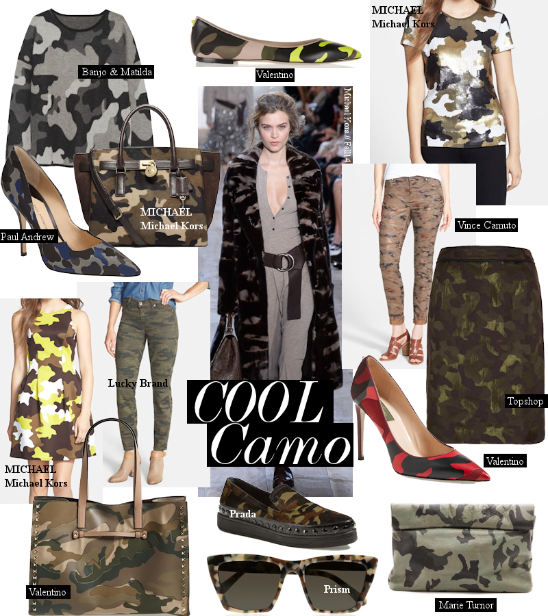 The 4 Prints To Invest In For Fall Printed, collaged and patterned, Fall is looking to be a glamorous one. The key trends stemming from the runway promise a full easy-to-wear factor that are offered in sleek coats, sumptuous sweaters, a whole lotta fur and so much more. Continue reading onThe Fashionlish