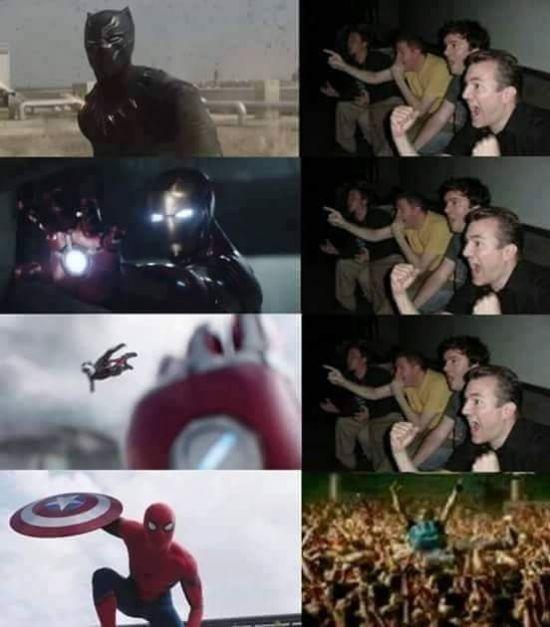 Lo más esperado en Capitán América        Gracias a http://www.cuantocabron.com/   Si quieres leer la noticia completa visita: http://www.estoy-aburrido.com/lo-mas-esperado-en-capitan-america/