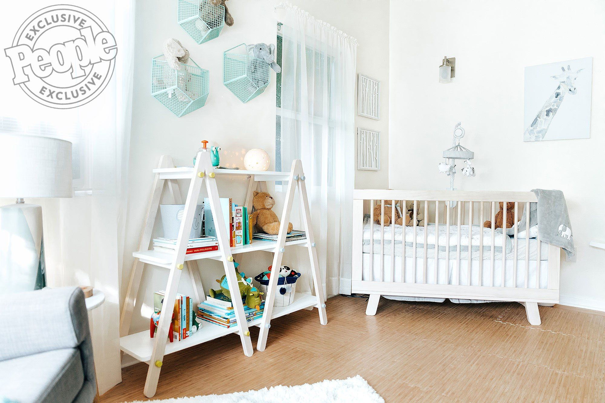 Inside Justin and Emily Baldoni's Nursery for Their Son