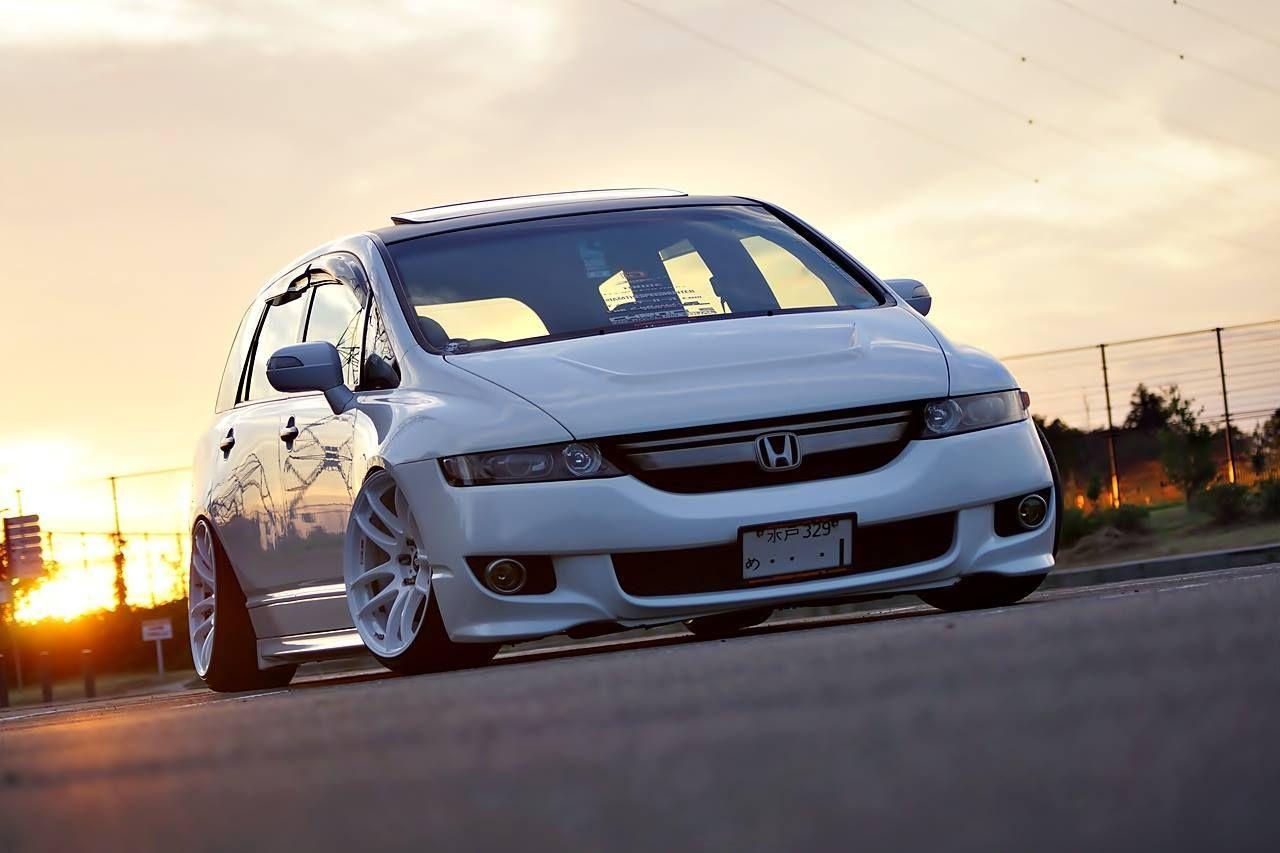 99 Honda Odyssey Stanced
