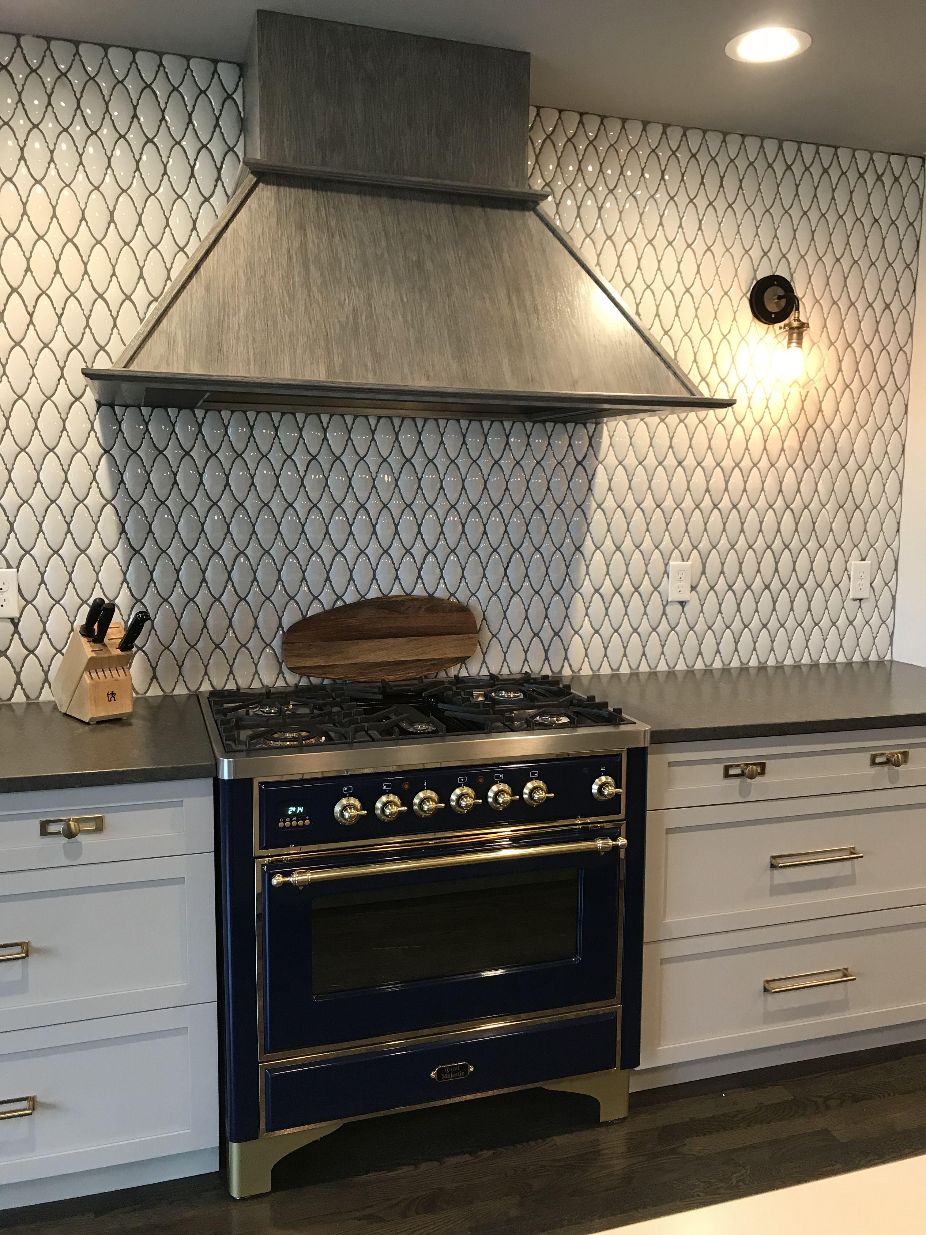 Ilve Majestic Range Kitchen Remodel Ilve Kitchen