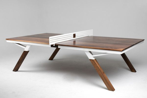 a ping pong table for design lovers | ping pong table, lovers and