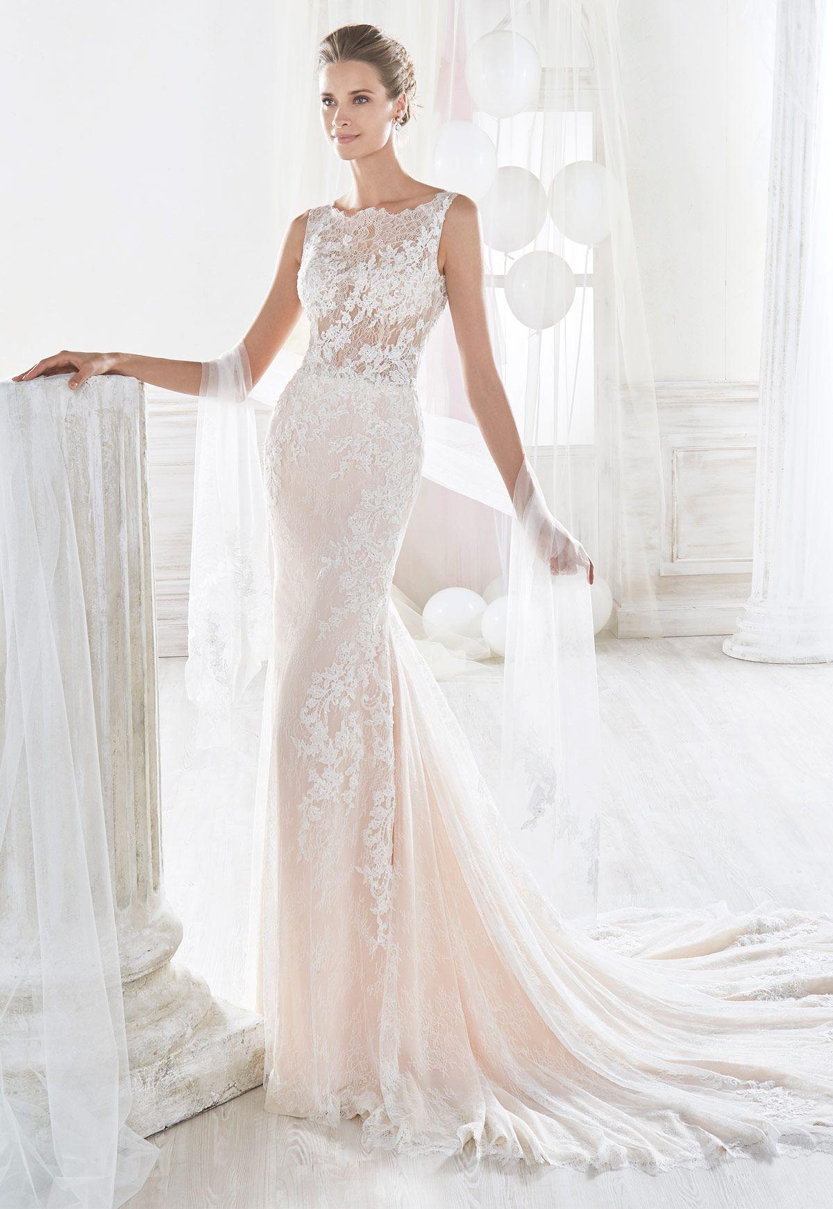 vestidos de novia goya