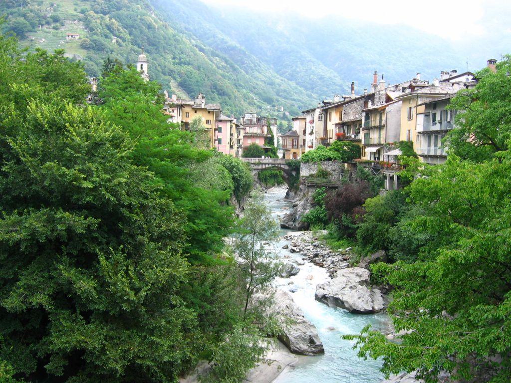 Chiavenna, Italy