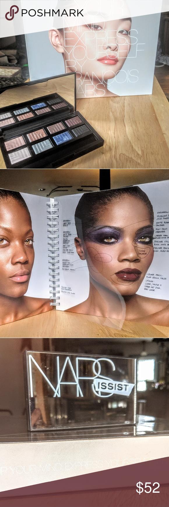 NARS BOOK and Eyeshadow BUNDLE! GREAT GIFT Eyeshadow