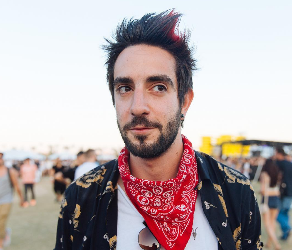 20 Reasons We're Obsessed With All Time Low's Jack Barakat