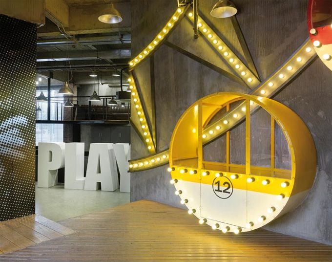ogilvy mather guangzhou office a carnival of ideas - Ogilvy Mather Ad Agency