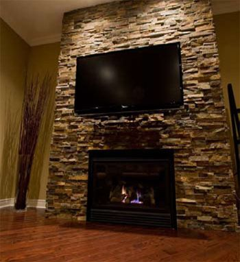 Basement Fireplace House Plans Pinterest Casa negra y Negro