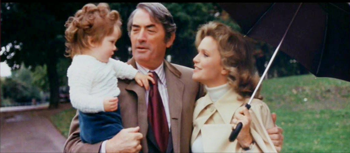 Gregory Peck The Omen