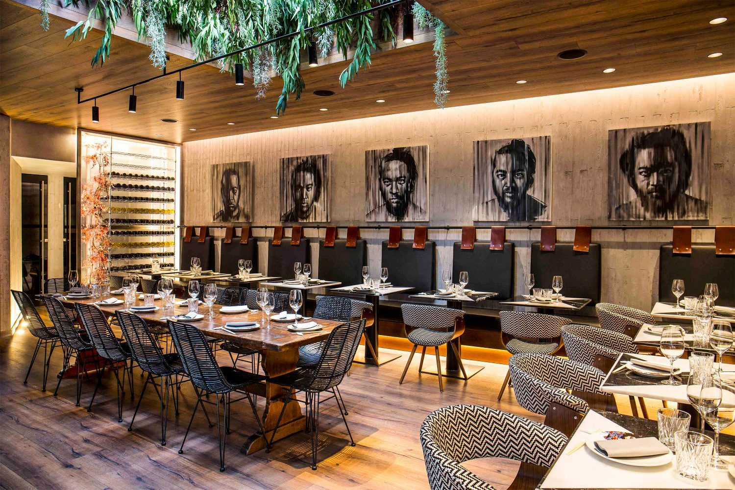 Chow Chow Madrid Mesas G Restaurantes Madrid Pinterest