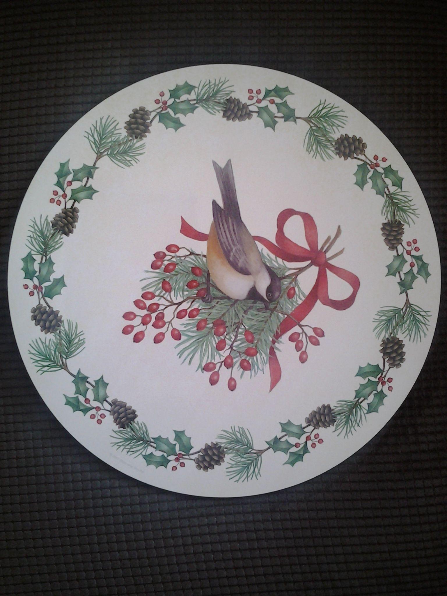 Jason Placemats New Zealand Birds - Home Decorating Ideas ...