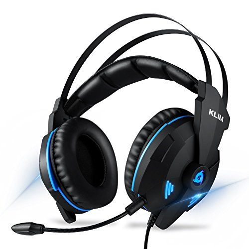 Klim Impact Casque Gamer Usb Son 71 Surround Isolation