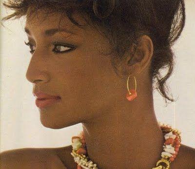 Sheila Johnson Supermodel 80s