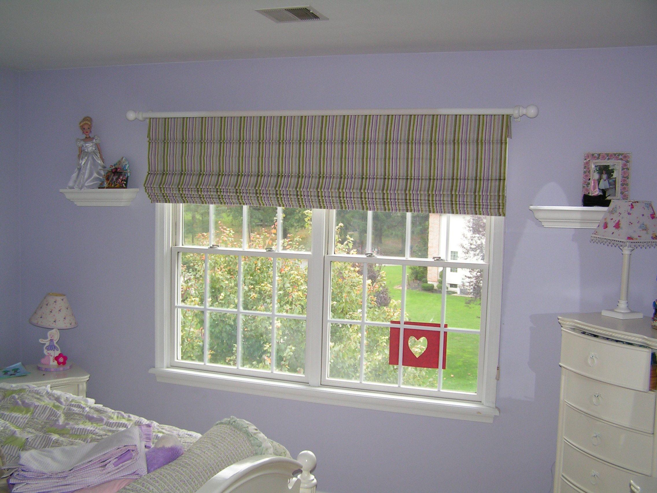 Batten Back Style Roman Shade Roman Shades Window Styles Shades