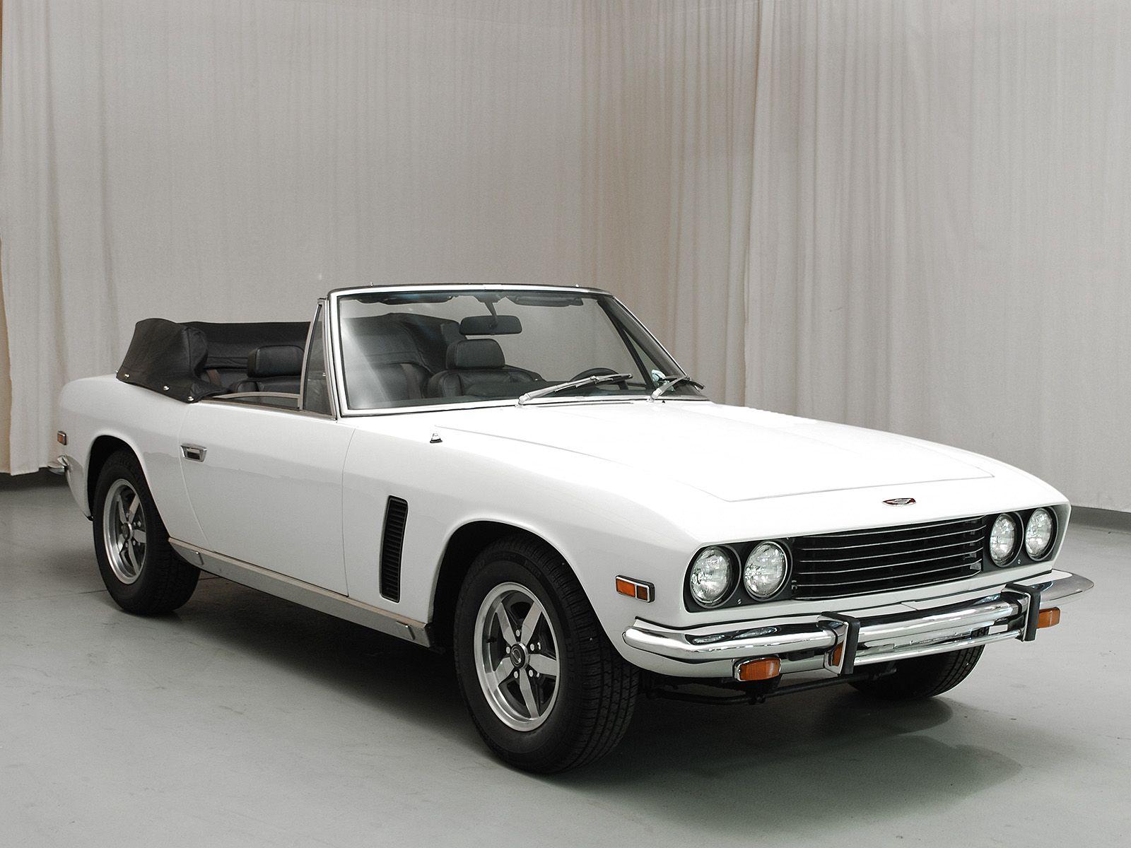Jensen Interceptor for sale | CABRIOS | Pinterest | Cars