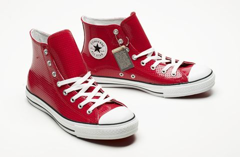 5fc3bf420afd Converse X Barney s. Perforated