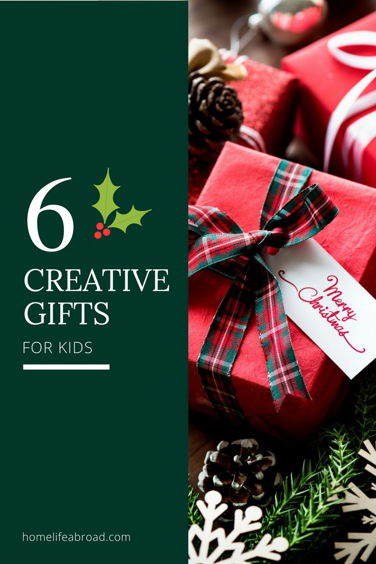 Original Gifts For Creative Kids Home Life Abroad Christmas Presents For Toddlers Christmas Presents For Kids Gifts