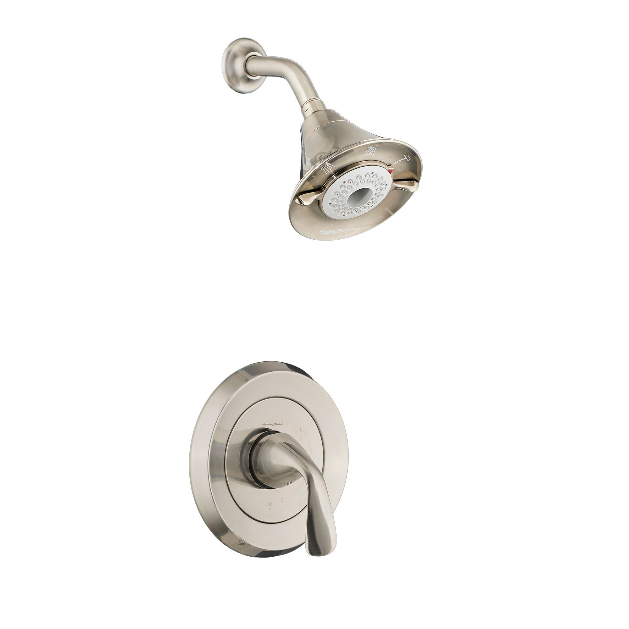 American Standard T186 501 Fluent Shower Only Trim Package With
