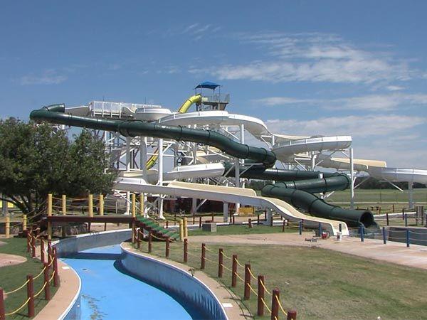 Comanche Nation Water Park Opens Tuesday Kswo Lawton Ok Wichita Falls Tx News Weather