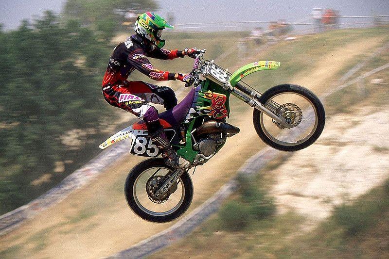 David vuillemin 1995 motocross bikes supercross hot bikes
