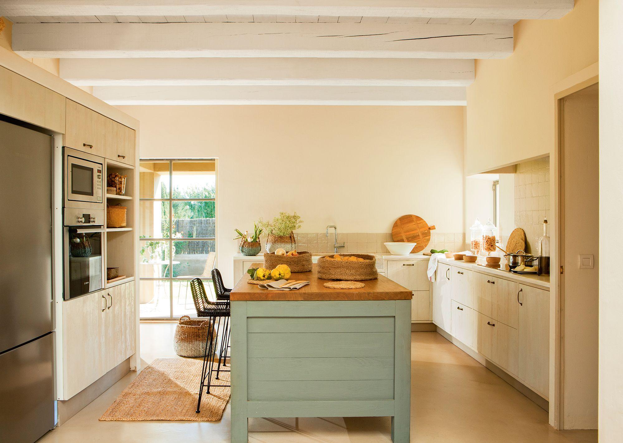 Muebles Vintage Cocina | Crea Vintage Mueble De Cocina De Los AÑos 60