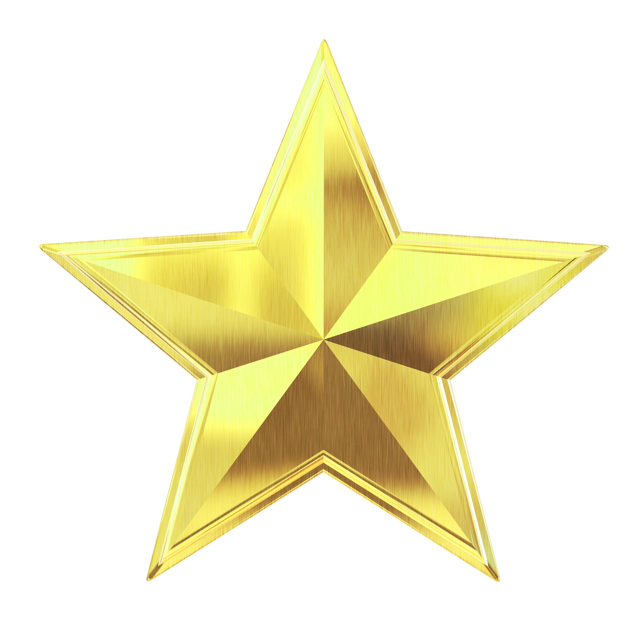 Golden Star Png Image Golden Star Png Photo Stars