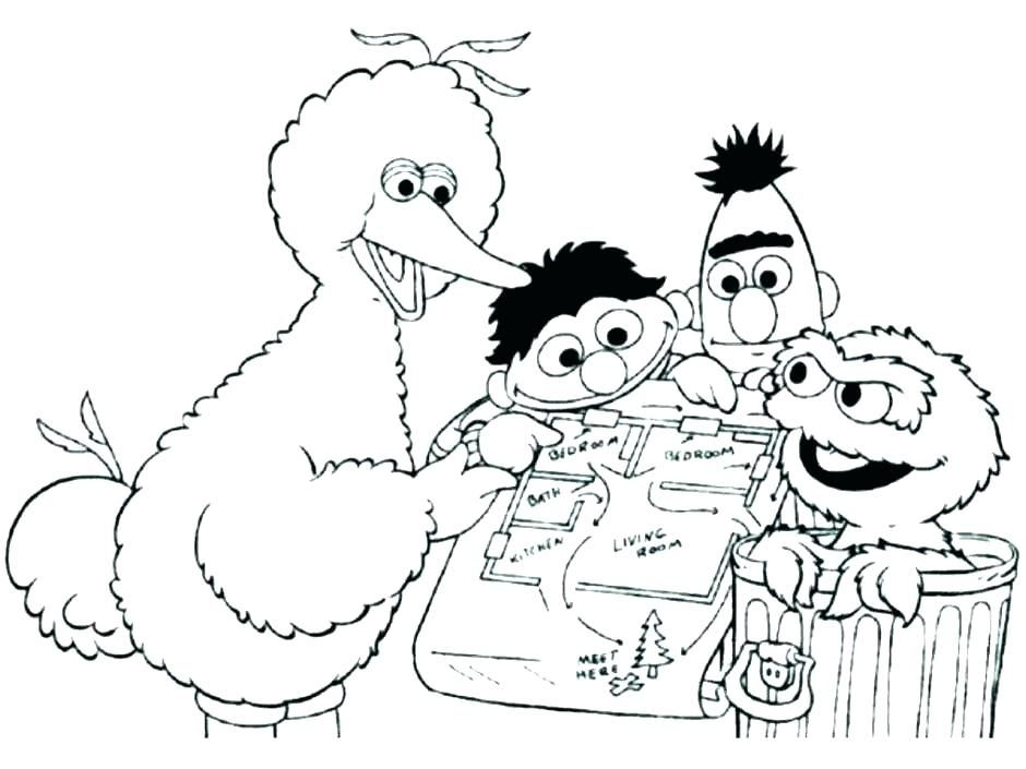Elmo Coloring Pages Ideas | Elmo coloring pages, Sesame ...