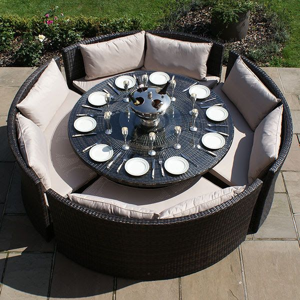 Meridian - Sofa Set & Parasol | Special Offers and Discounts | Pinterest