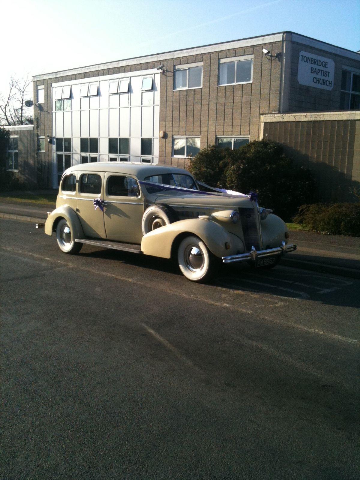 eBay: 1937 Buick McLaughlin model 90L 7 passenger limousine ...