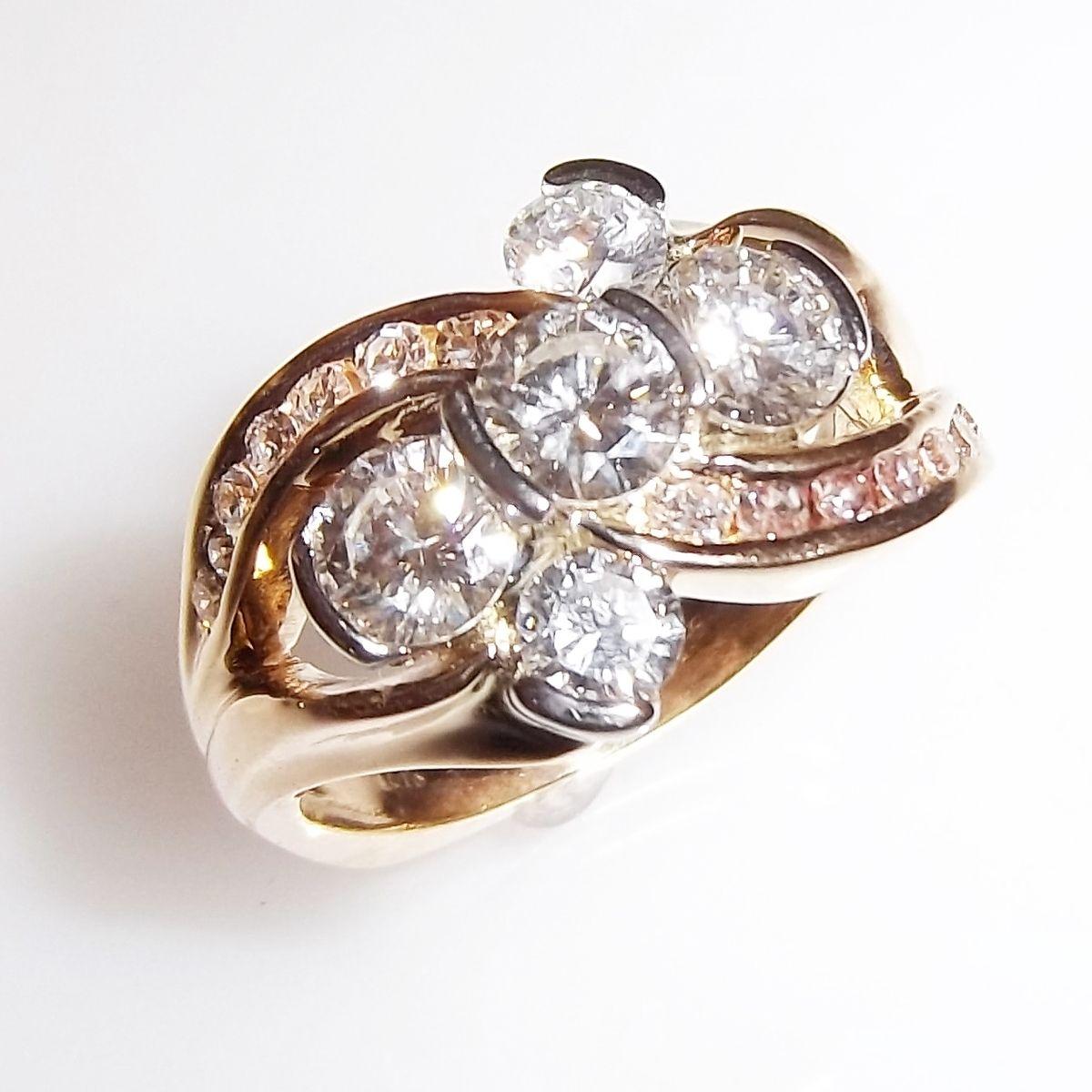 new 50th wedding anniversary rings with custom made a 50th wedding anniversary gift of custom rings - Wedding Anniversary Rings