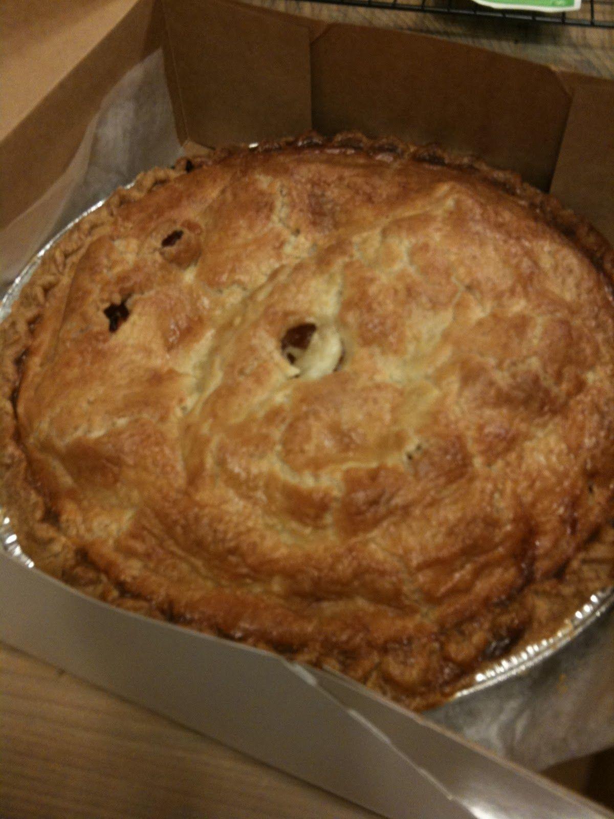 Apple pie at The Apple Barn. Bennington, Vermont....the ...
