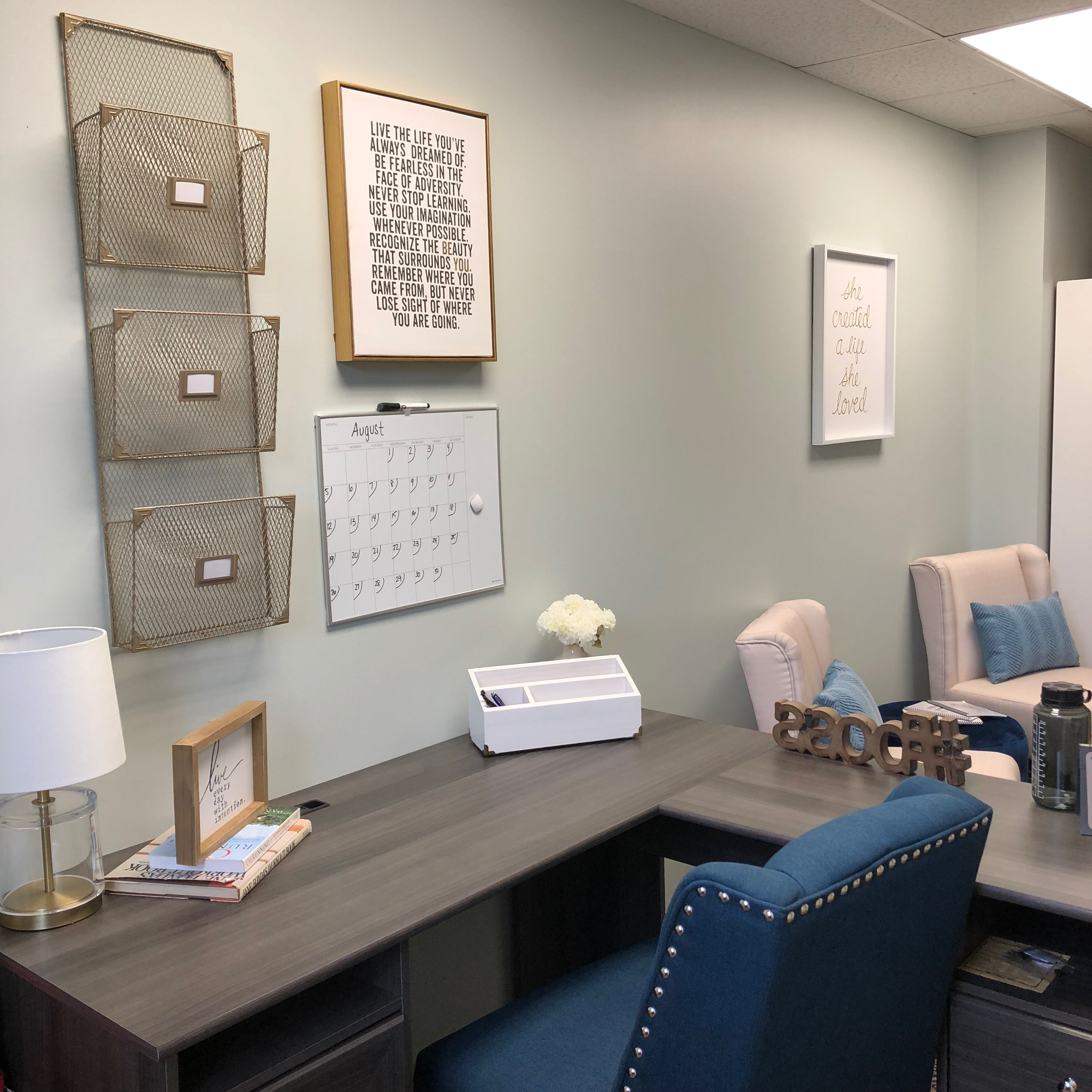 Interior Design Home Staging: Pin By Signature Staging & Redesign On Office Design