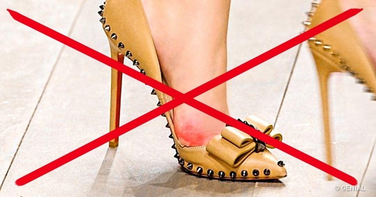 10 Trucos Infalibles Para Evitar Que Tus zapatos Favoritos