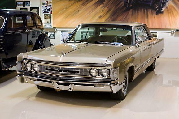 Jay Leno S Garage Chrysler Imperial Jay Leno Garage Chrysler