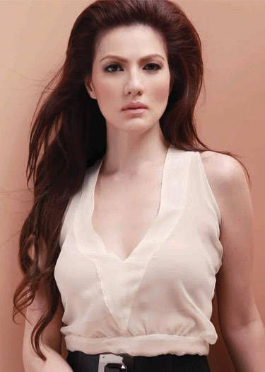 Filipina Actress Carmina Villaroel | Long hairstyles | Pinterest ...