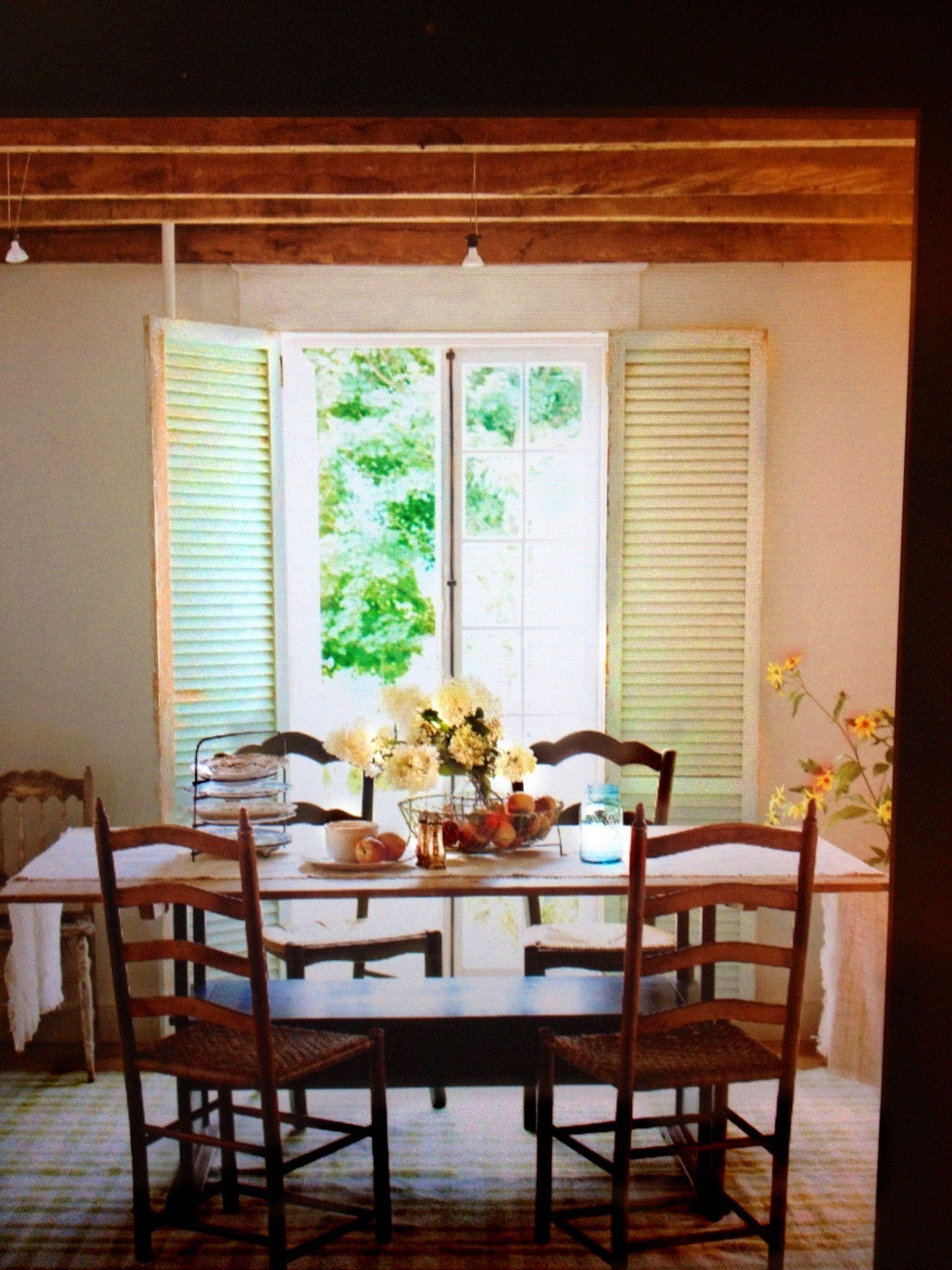 Image source cottage style magazine   Cottage style