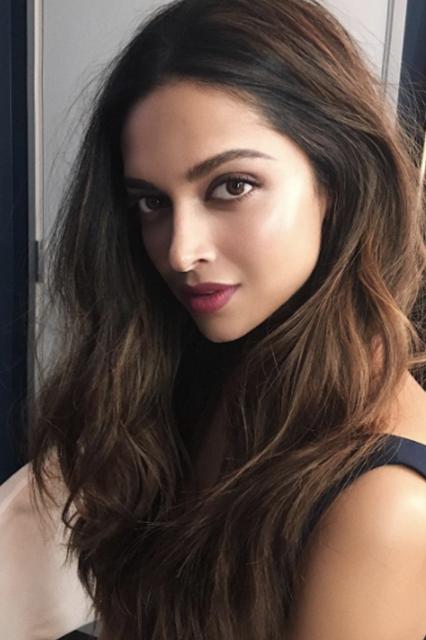 Deepika padukone hair accept. The