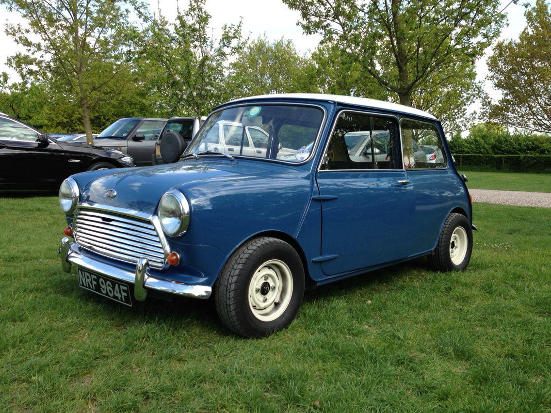 Mini 1968 mini cooper : My 1968 Mini Cooper S mk2   Mini   Pinterest   Classic mini and Cars