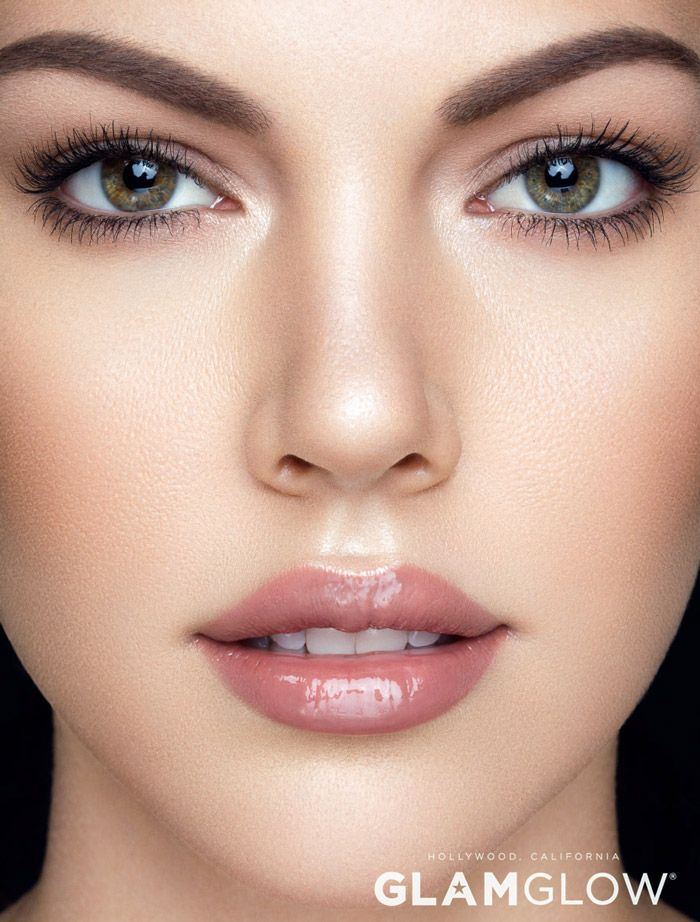 Glamglow Plumprageous Campaign 2017 Glossy Lips Makeup
