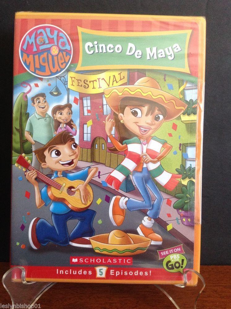 Maya & Miguel - Cinco de Maya (DVD, 2006) | ☼Premium Videos