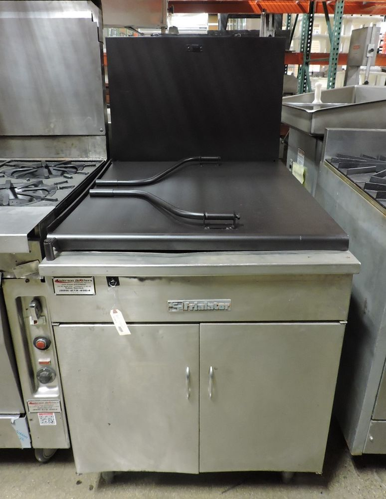 Pitco Frialator 24ps Commercial 150 Lb Gas Donut Fryer Pitco Restaurant Equipment Gas Gas Grill