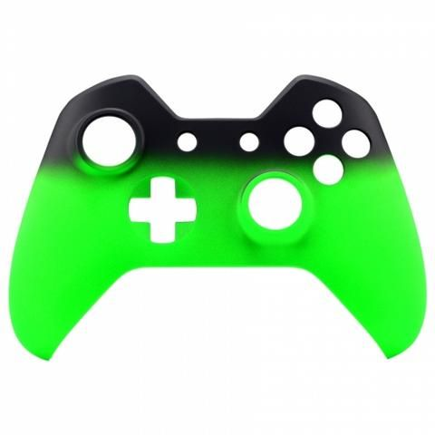 ModFreakz® Front Shell Shadow Lime Green For Xbox One Model