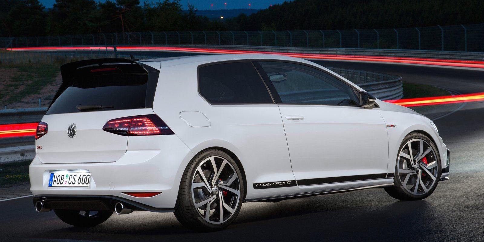 Volkswagen Will Make A 305 Hp Golf Gti Clubsport S Volkswagen Golf Gti Golf Gti Volkswagen Polo
