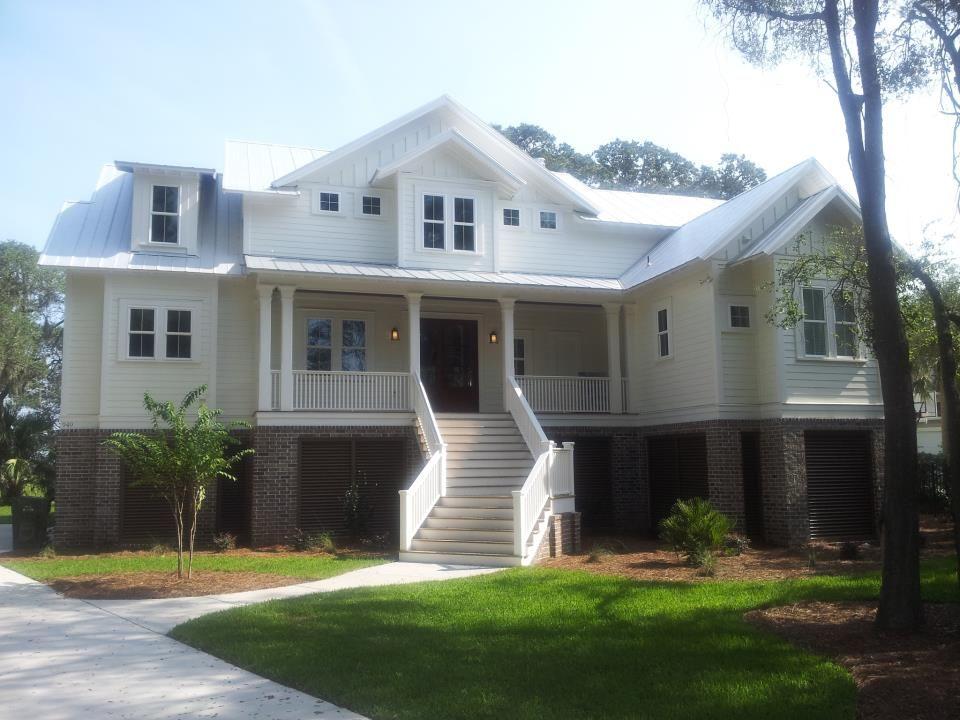 Ravenel Construction Group Mt Pleasant Sc 843 884 2221 House Styles House Plans House