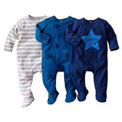 61e1443fa4f2a Pyjama à pieds (lot de 3) LES PETITS PRIX - Pyjama